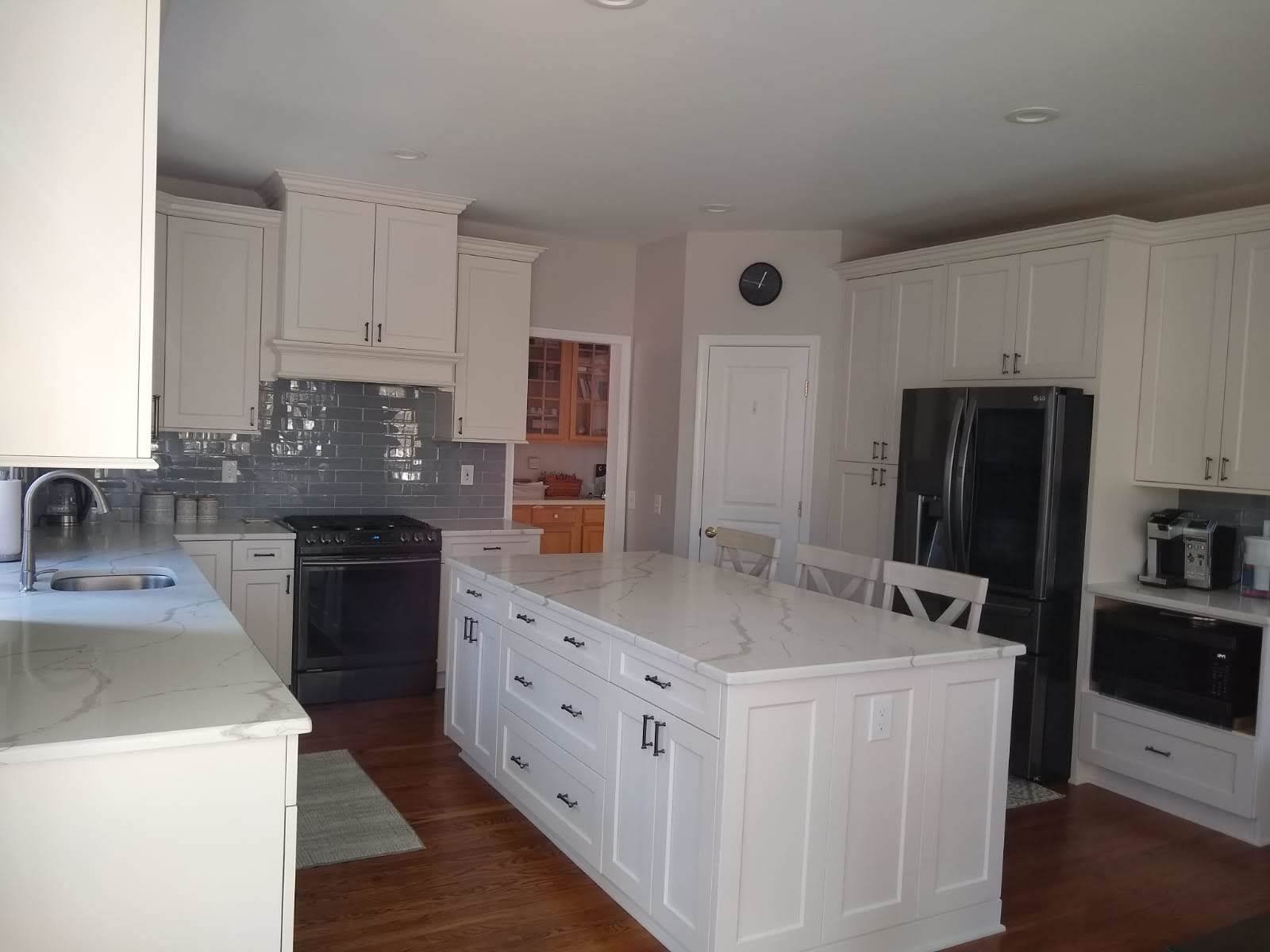 Kitchen Remodeling Piscataway NJ 06