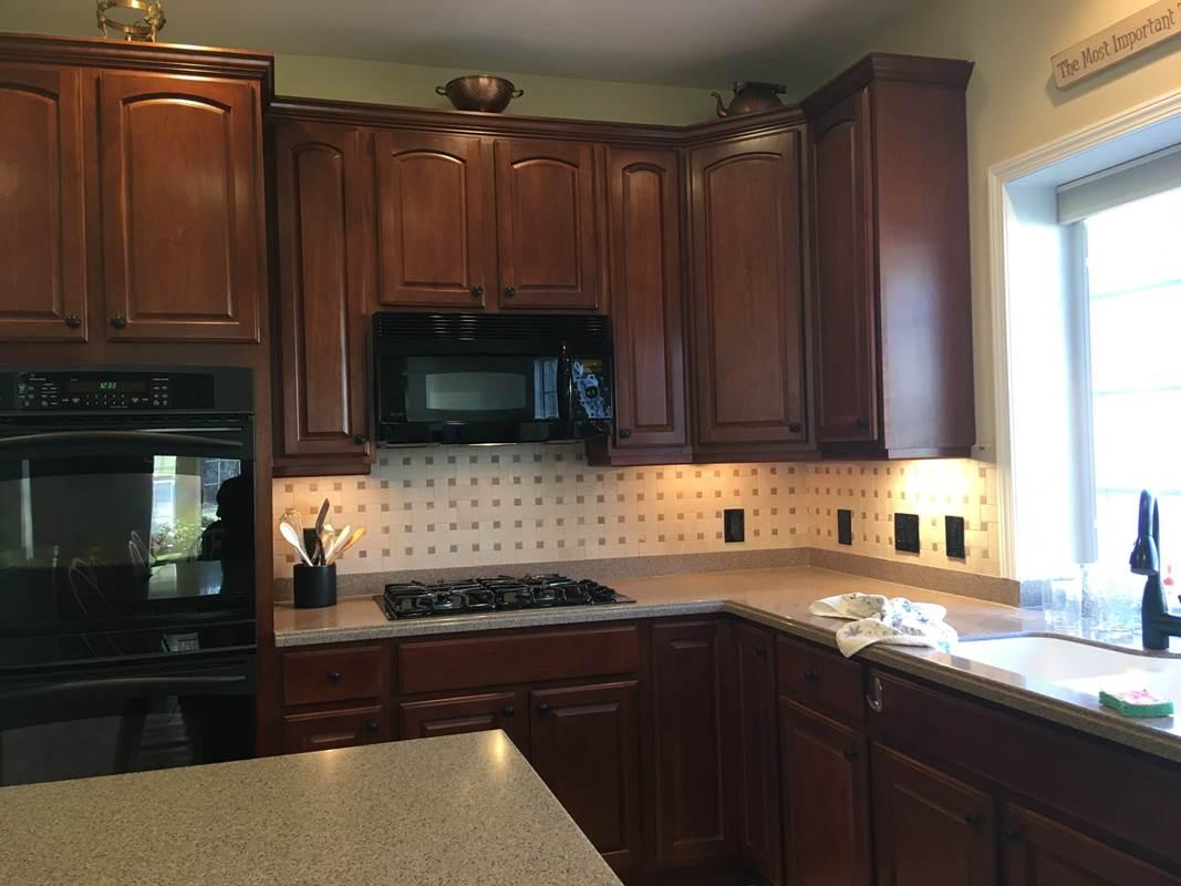Kitchen backsplash Somerset, NJ 02