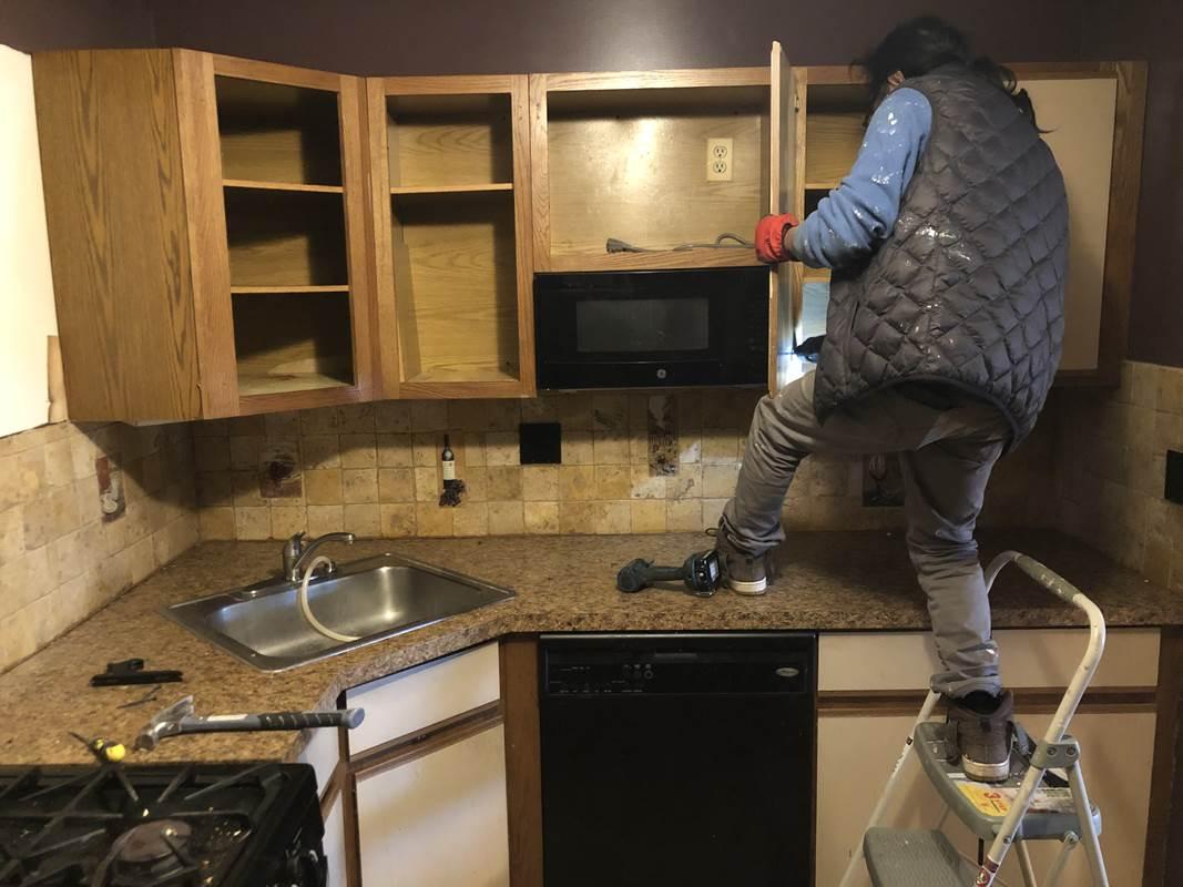 Kitchen cabinets Howell, NJ 01