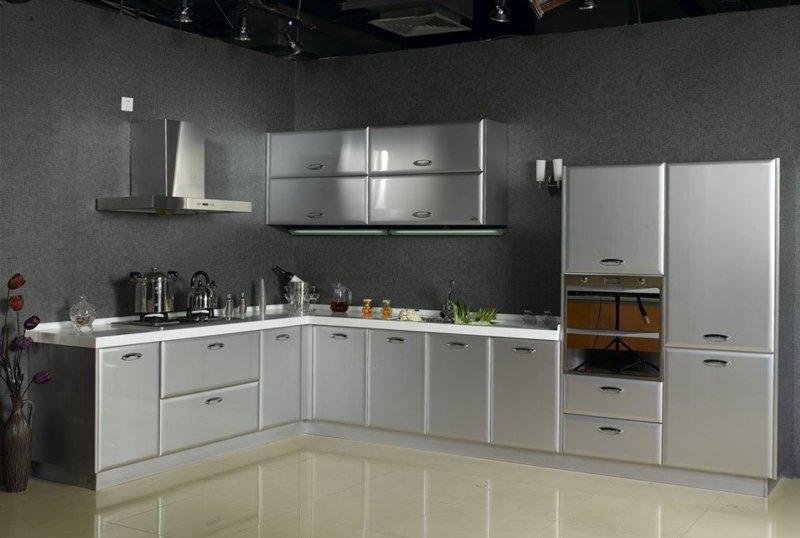 Bright Kitchen Cabinets