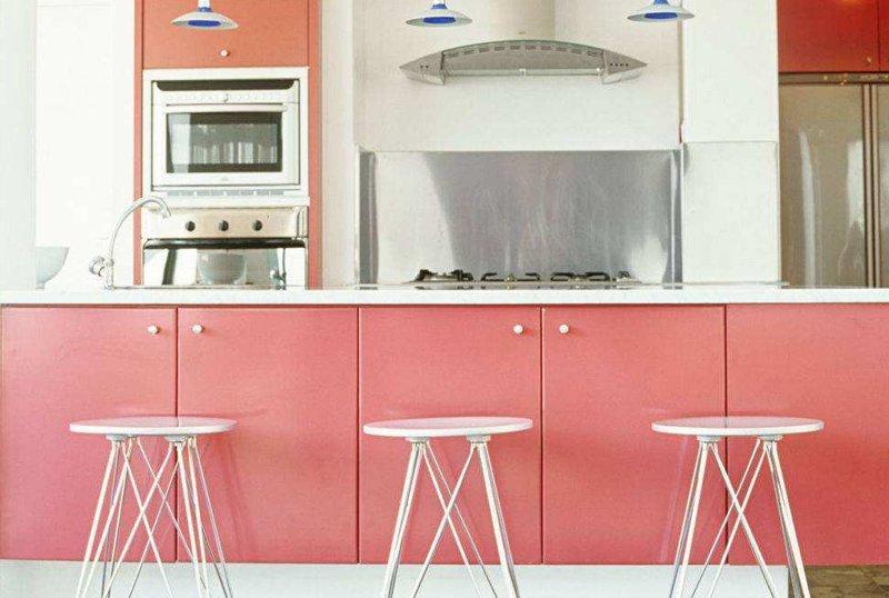 Multicolored Cabinets