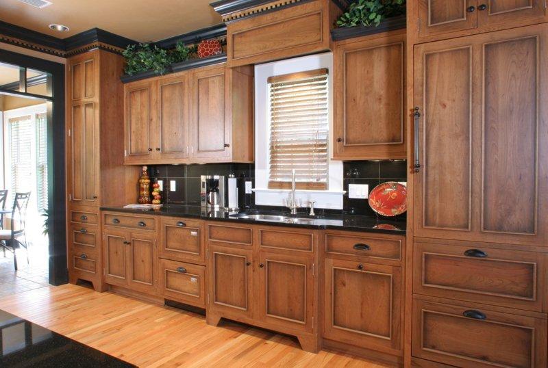 Wooden Kitchen Cabinet Styles