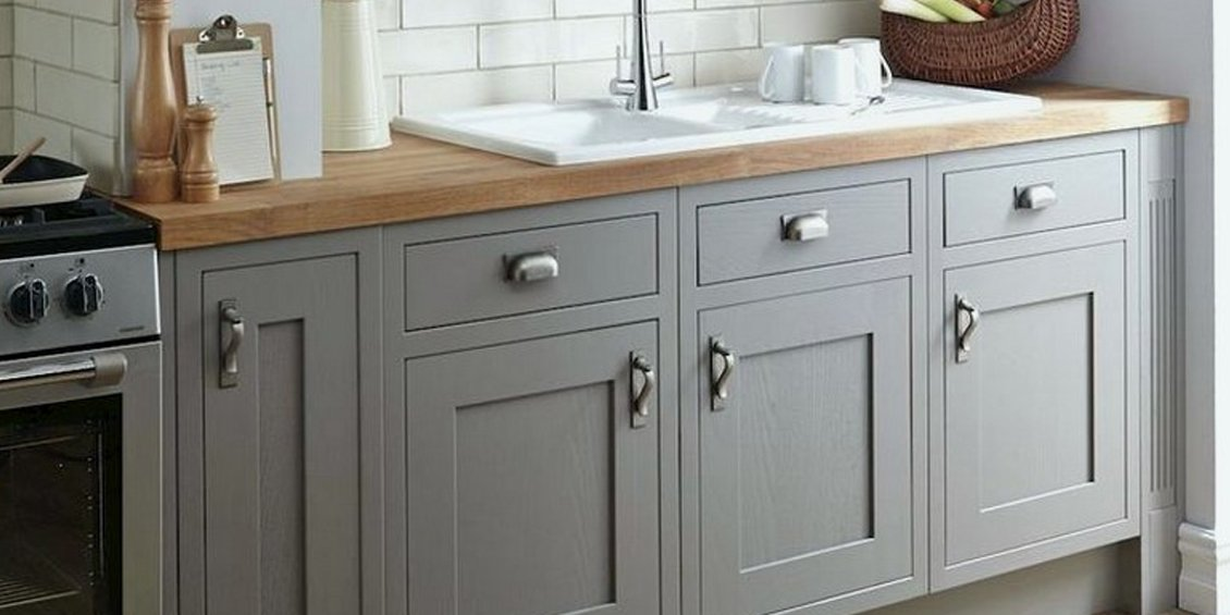 Country Style Kitchen Cabinet Models