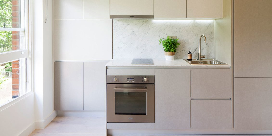 Minimalist Kitchen Cabinet Models