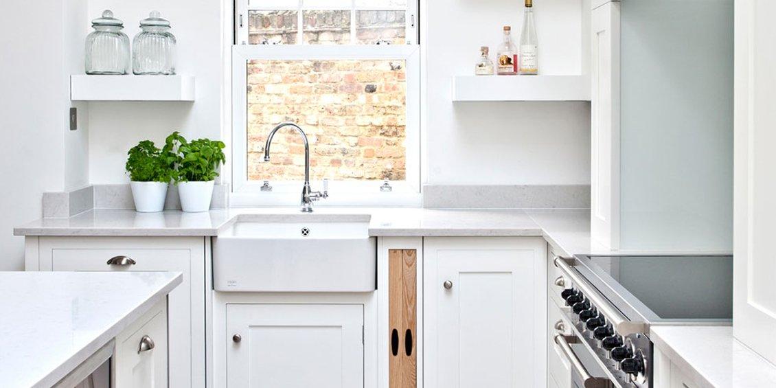 Kitchen Cabinets Models White