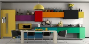 Kitchen Cabinets Color
