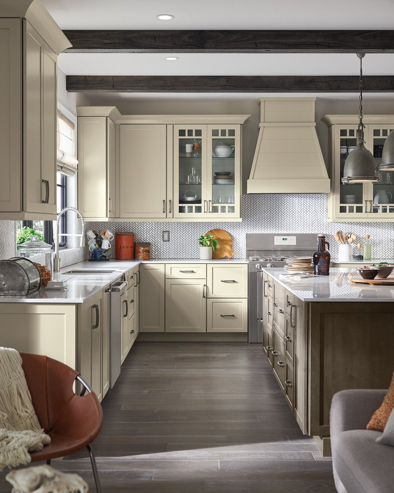 Off White Kitchen Cabinets For A Touch Of Class