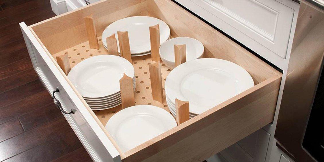 Kitchen Cabinets Arrangement