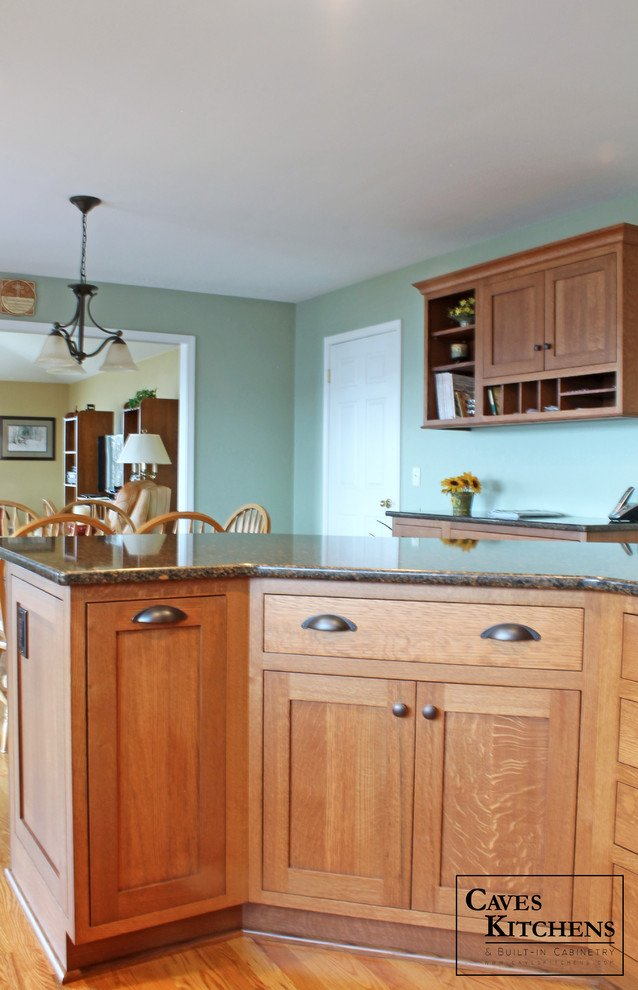 Bronze Hardware For Oak Kitchen Cabinets