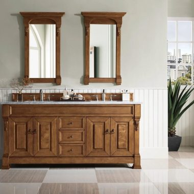 Brookfield 72 Double Bathroom Vanity 01