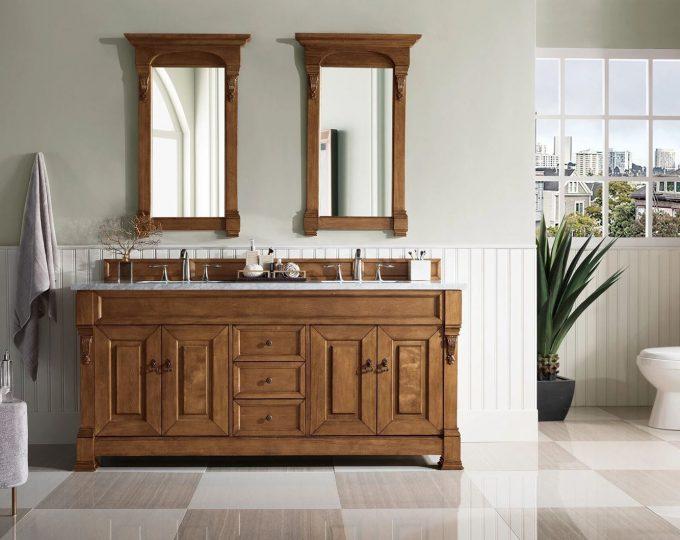 Brookfield 72 Double Bathroom Vanity 01