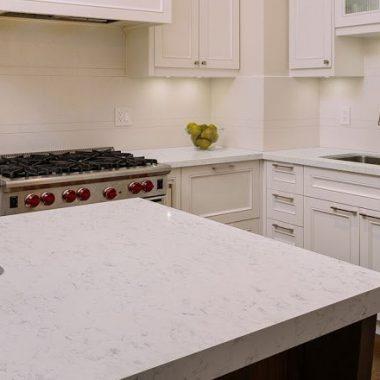 Quartz Carrara Countertop