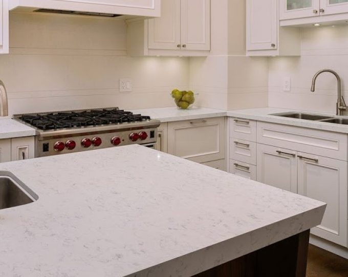 Quartz Carrara Countertop