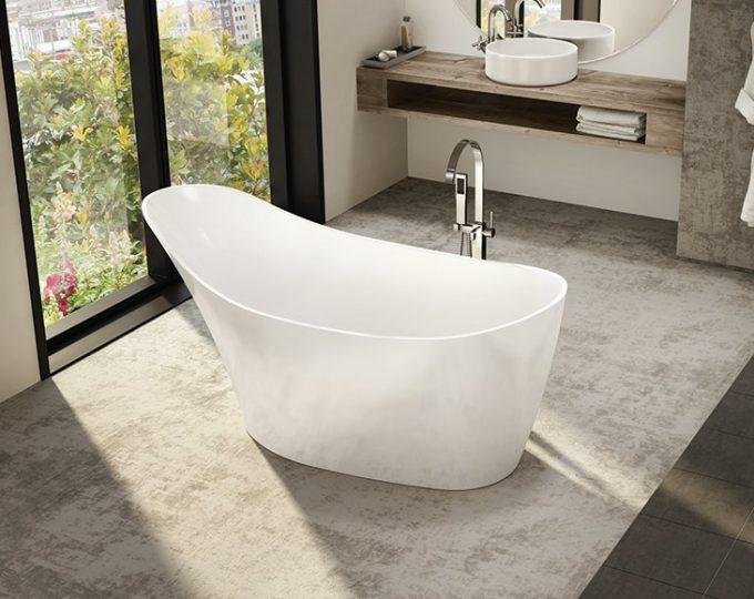 Molto Freestanding Bathtub